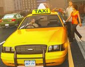 Симулятор такси 3D