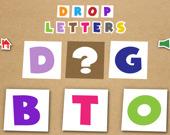 Падающие буквы