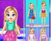 Малышка Тейлор - Кукла Барби