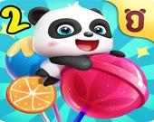 Малыш панда: бег по рождественскому парку развлечений 2
