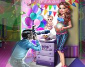 Фотоальбом будущей мамы