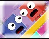 Цветные магниты