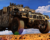 Военная транспортная техника