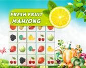 Маджонг: Свежая фруктовая связь