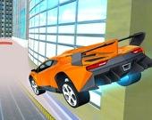 Городские автомобильные трюки 3