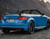Собери Audi TTS Roadster