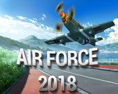 Военные воздушные силы 2018