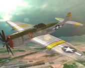 Симулятор полета на аэроплане