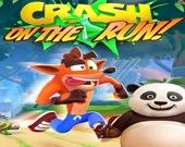 Барсук и маленькая панда: на бегу 2