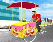 Симулятор доставки: городской мороженщик 3