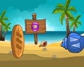 Побег с пляжа