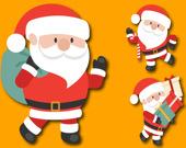 Прыжок Санта Клауса