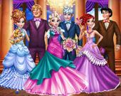 Принцессы: Королевский бал