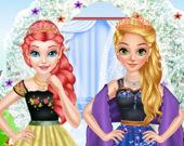 Принцессы: Свадебный и королевский стили