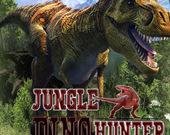 Охота на динозавров в джунглях