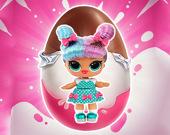 Детские куклы: Открытие яиц-сюрпризов