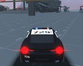 Джулио: полицейская машина