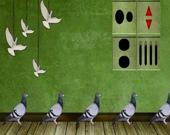 Побег голубя 2