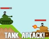 Танки атакуют