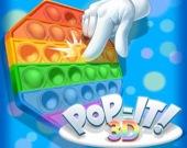 Лопай Pop it! 3D