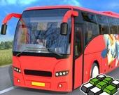 Симулятор индийского автобуса