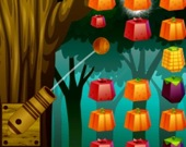 Стрельба по фруктам Делюкс