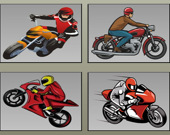 Гоночные мотоциклы. Память