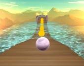 Экстремальный баланс шарика 3D