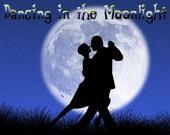 Танцы в лунном свете. Пазл