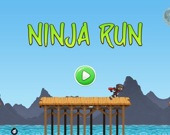 Приключения бегущего ниндзя