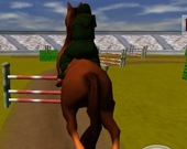 Прыгай, лошадь