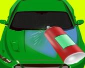 Раскрась машину 3D