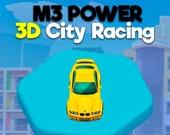 Мощь М3: городская гонка