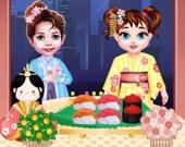 Малышка Тейлор: День японок