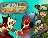 Армия солдат: война миров