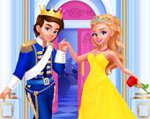 Свадьба Золушки и принца