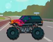 Монстры-грузовики: игра на память