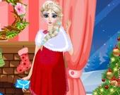 Мода для беременной Ледяной королевы