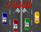 4 автомобиля