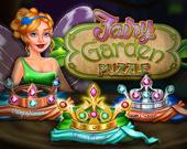 Паззл Сказочный сад