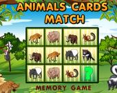 Карточки с животными