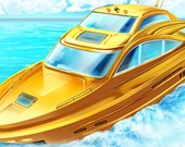 Экстремальные гонки на лодках