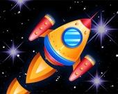 Скользи в космосе