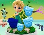 Цветок вечной жизни для принцессы