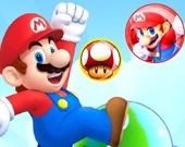 Супер-Марио баблшутер