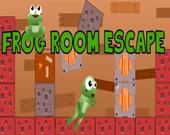 Побег лягушки