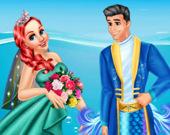 Свадьба Ариэль и Эрика