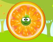 Рикошет апельсина