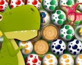 Стрельба по яйцам динозавров