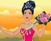 Свадебное платье для американской принцессы